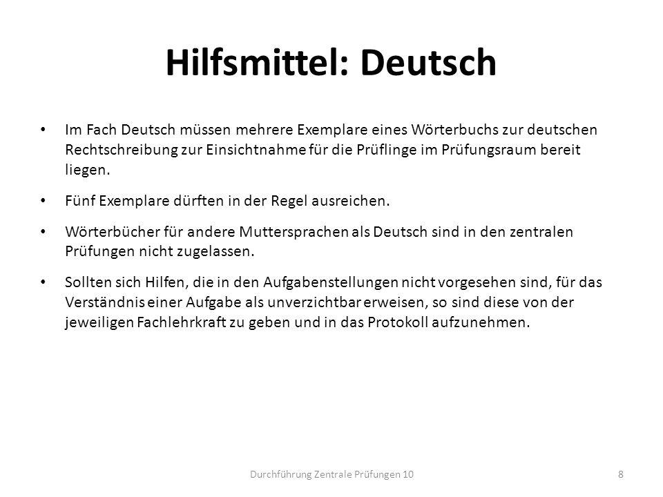 Formblätter Die Formblätter für die ZP10 stehen auch hier zur Verfügung: http://www.standardsicherung.nrw.de/zp10/verfahren-rechtsgrundlagen/ Alle Prüfungsunterlagen sind mit den Formblättern zu den Akten zu nehmen und auf Anfrage der Schulaufsicht vorzulegen.
