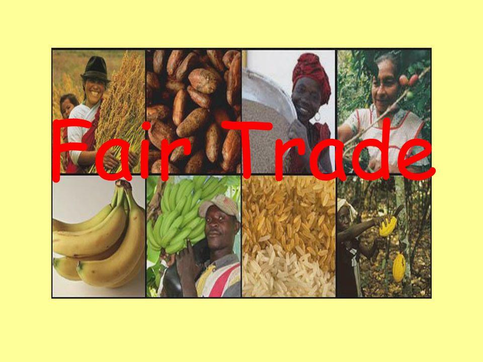 Vorgehensweise Fair Trade – Was ist das.