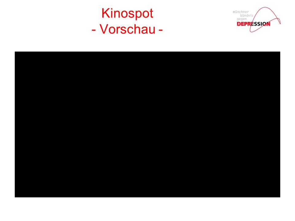 Kinospot - Vorschau -