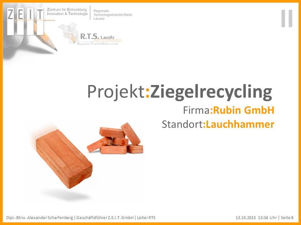 II Projekt:Frame Firma:S.System Ltd.Standort:Gr./D.
