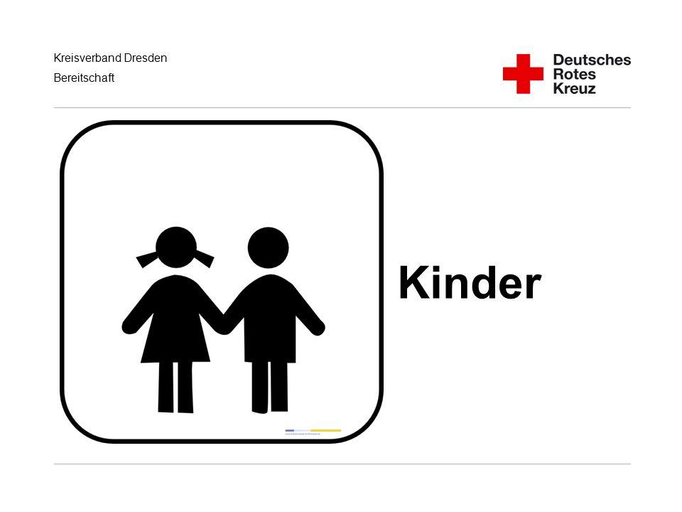 Kreisverband Dresden Bereitschaft Kinder