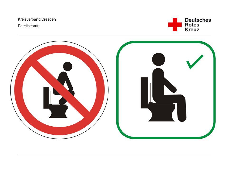 Kreisverband Dresden Bereitschaft Wasch- maschine