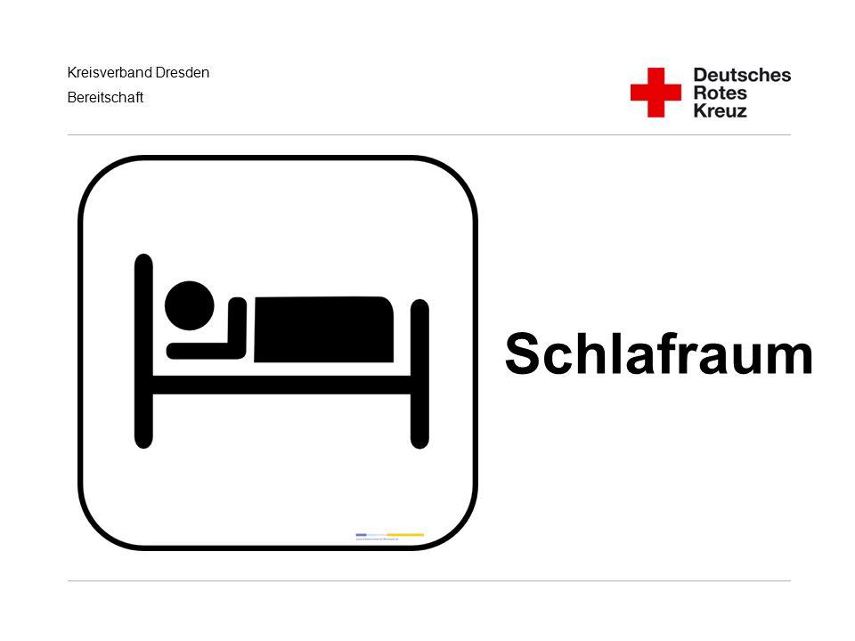 Kreisverband Dresden Bereitschaft Schlafraum