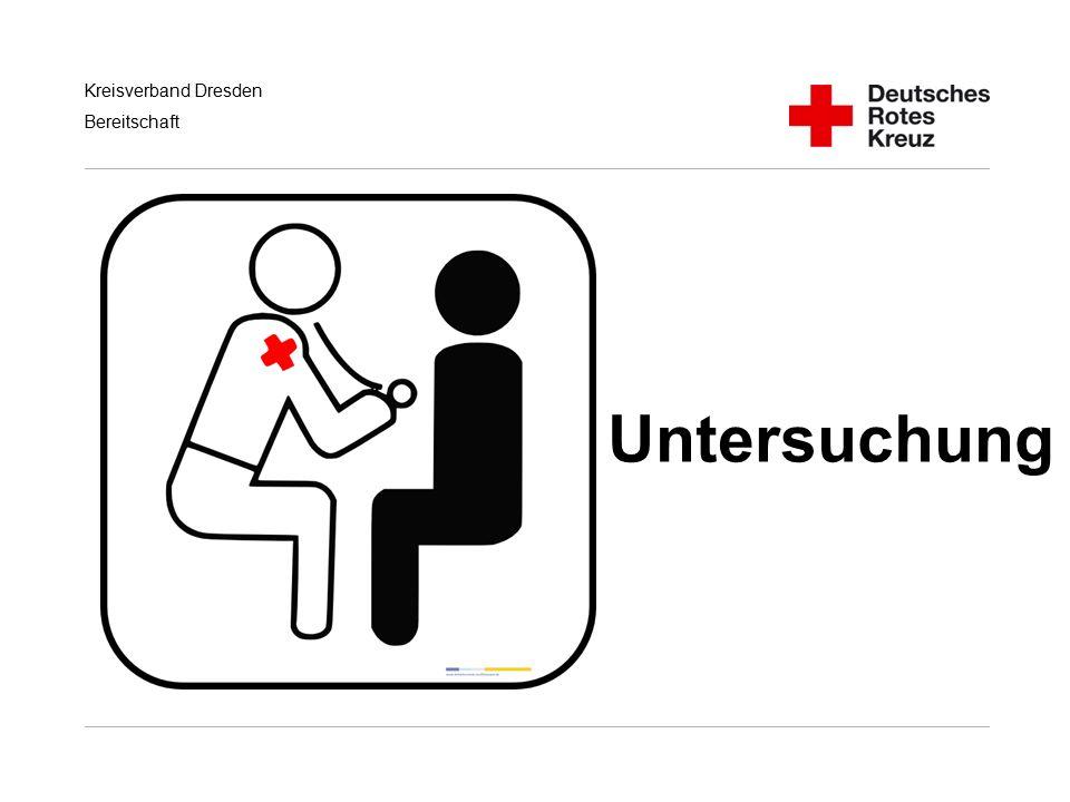 Kreisverband Dresden Bereitschaft Untersuchung