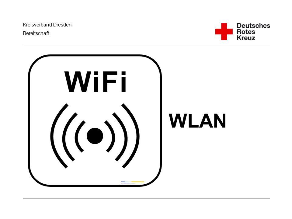 Kreisverband Dresden Bereitschaft WLAN