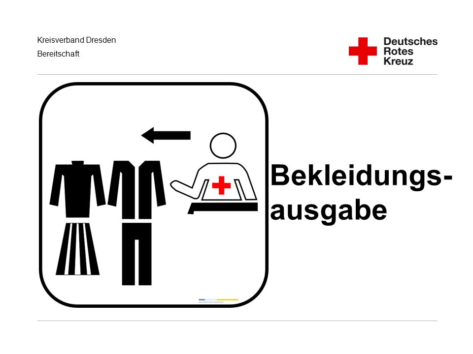 Kreisverband Dresden Bereitschaft Information