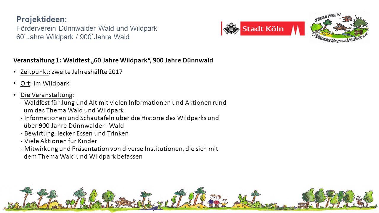 Sonstige Anregungen & Themen? 900 Jahre Dünnwald I15