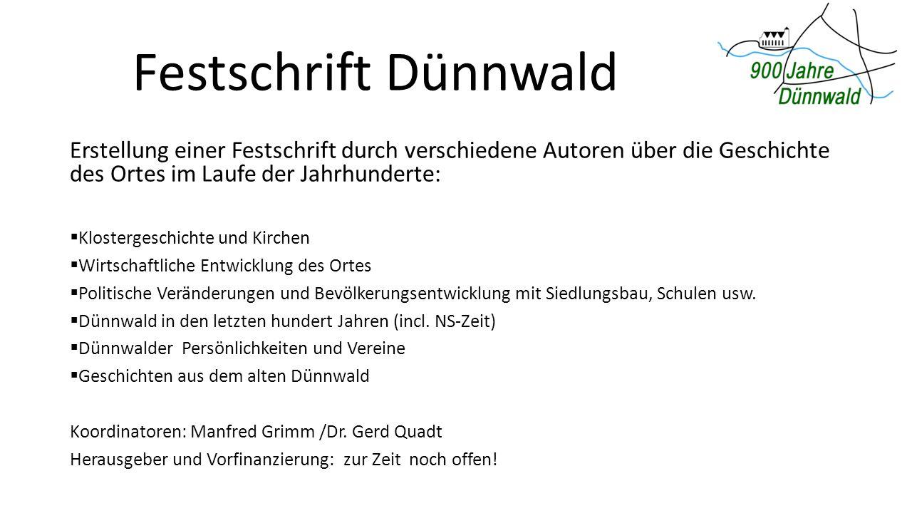 Reise auf den Spuren Dünnwalder Fahrt auf den Spuren der Dünnwalder Dünnwalder Prämonstratenserinnen und des Grafen Johann Heinrich von Dünnwald Die Studienfahrt nach Österreich und Tschechien soll voraussichtlich vom 29.