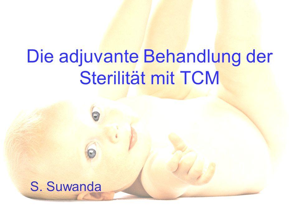 Die adjuvante Behandlung der Sterilität mit TCM S. Suwanda