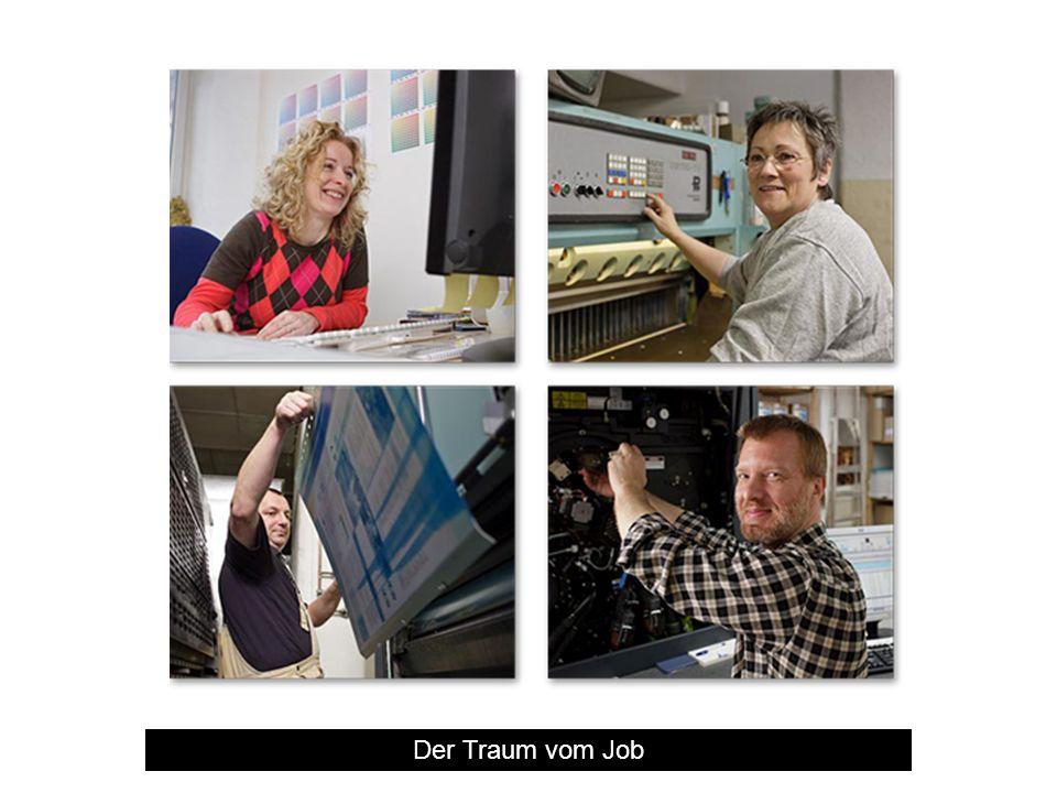 Der Traum vom Job