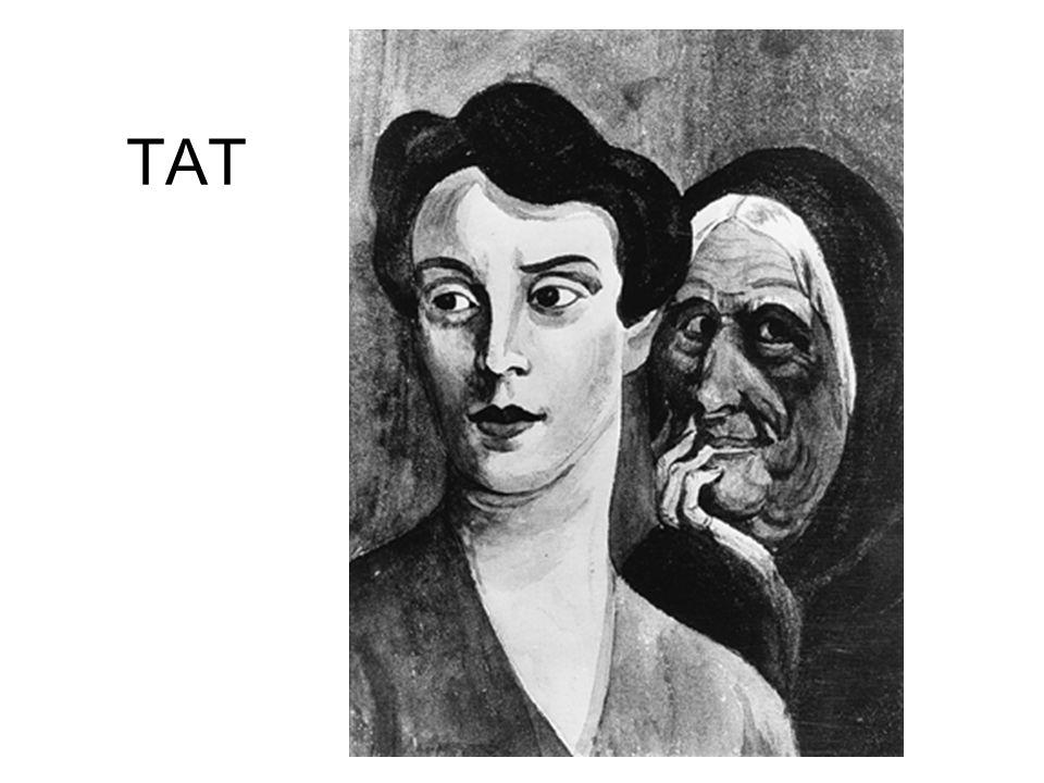 Interpretation 1 Dies ist das Bildnis einer Frau, die ihr ganzes Leben lang eine misstrauische und still duldene Person gewesen ist.