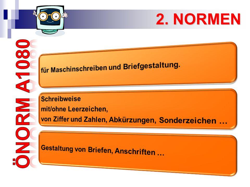 2. NORMEN
