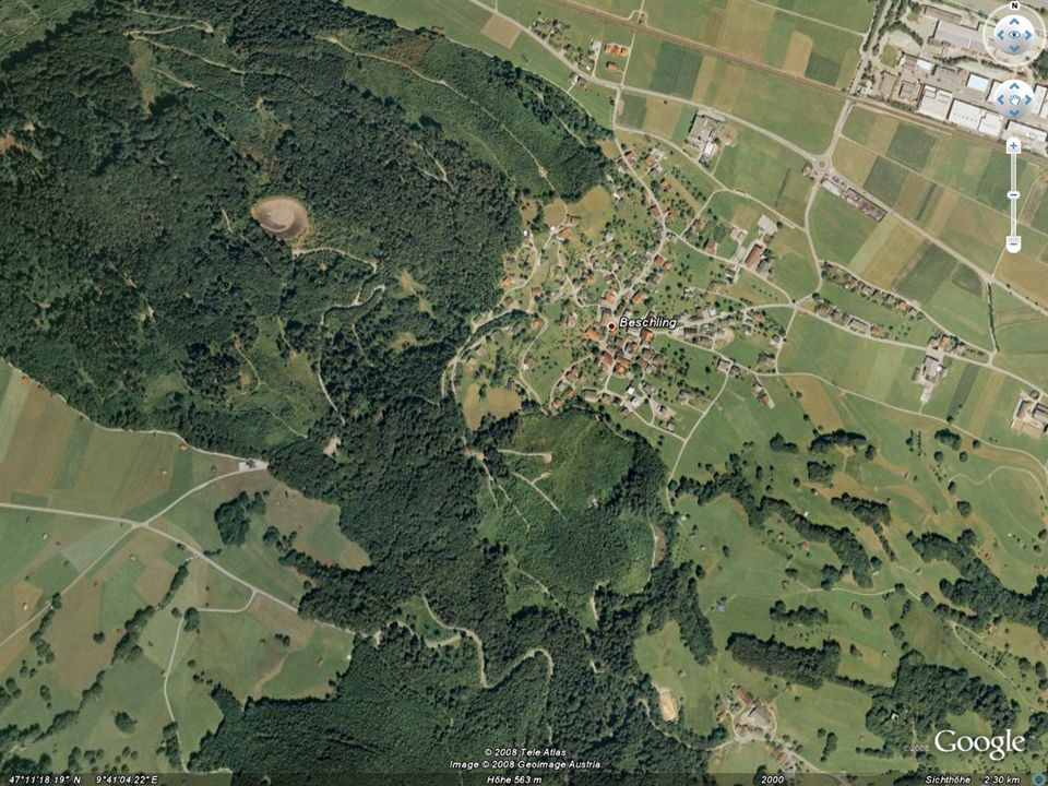  In den vierziger Jahren des letzten Jahrhunderts gab es schon einmal Ausgrabungen (unter Adolf Hild).