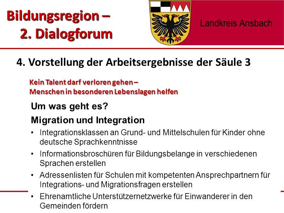 27 Um was geht es? Migration und Integration Integrationsklassen an Grund- und Mittelschulen für Kinder ohne deutsche Sprachkenntnisse Informationsbro