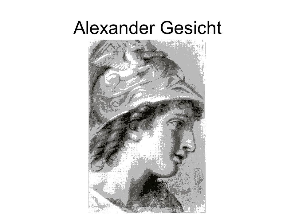 Alexander Gesicht