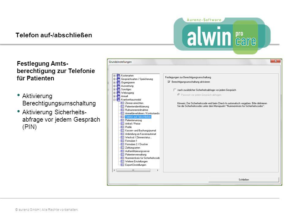14© aurenz GmbH | Alle Rechte vorbehalten.