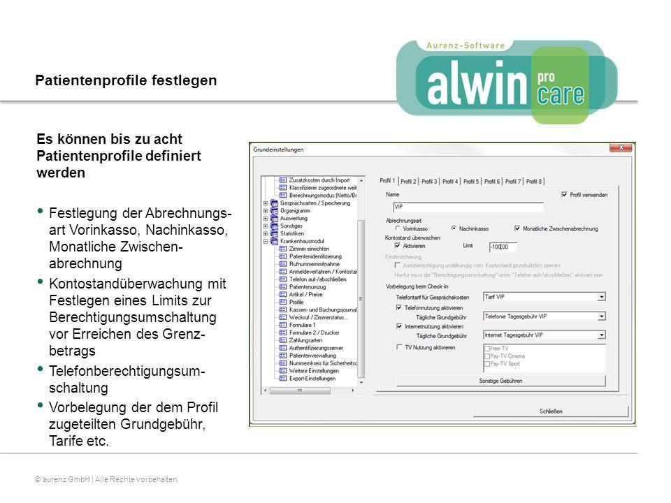 18© aurenz GmbH | Alle Rechte vorbehalten.