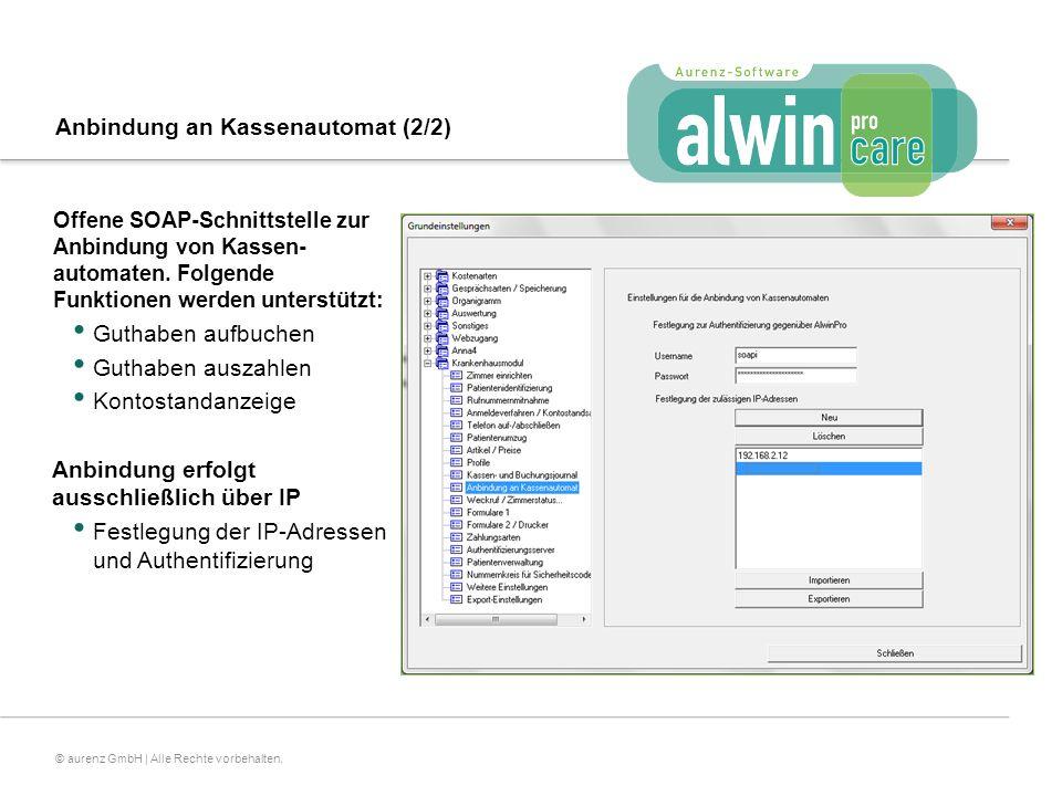 21© aurenz GmbH | Alle Rechte vorbehalten.