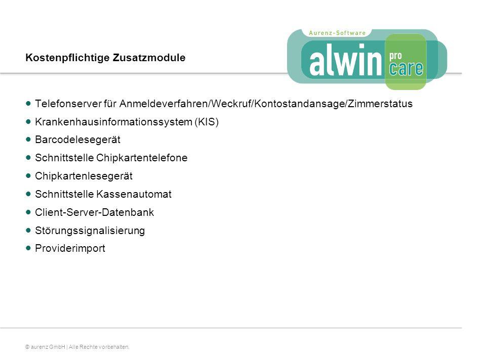 32© aurenz GmbH | Alle Rechte vorbehalten.
