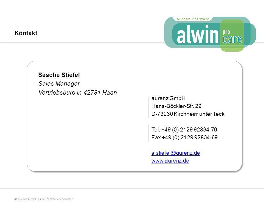 37© aurenz GmbH | Alle Rechte vorbehalten.