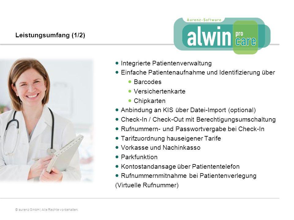 9© aurenz GmbH | Alle Rechte vorbehalten.