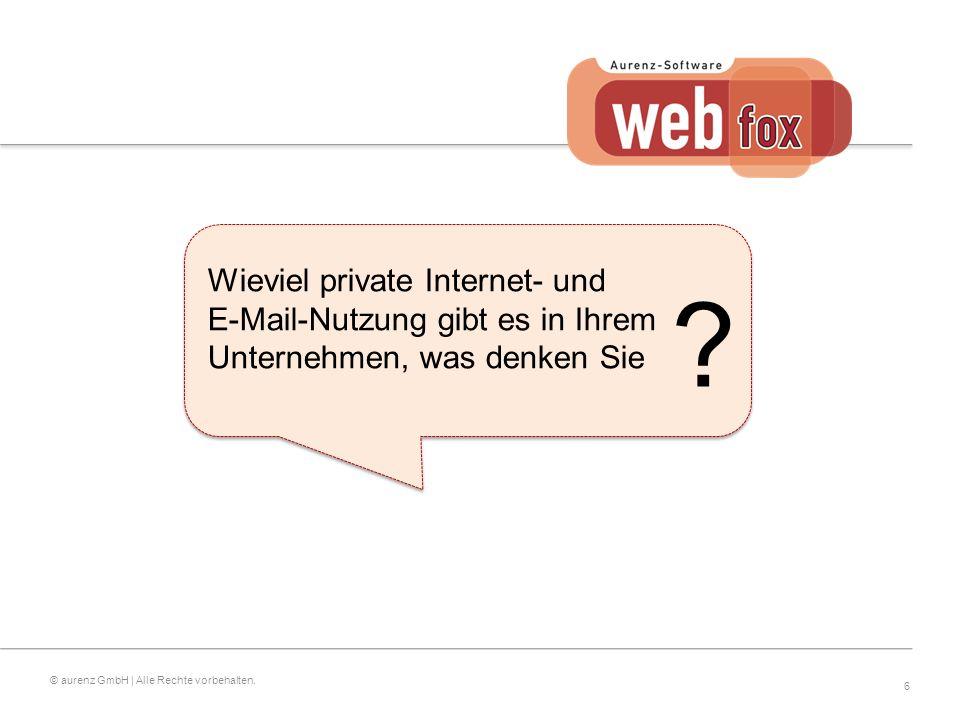 6 © aurenz GmbH | Alle Rechte vorbehalten.