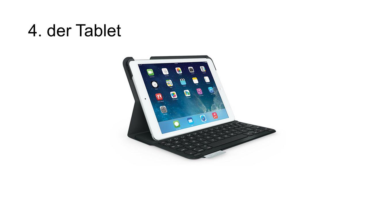 5. der Laptop