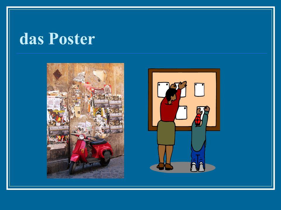 das Poster