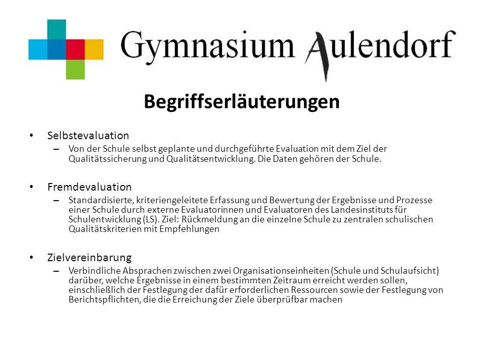 Weitere Vorgehensweise o Zielvereinbarungen mit RP Tübingen (Herbst) o Umsetzung der Zielvereinbarungen o Zeitrahmen: 5 Jahre