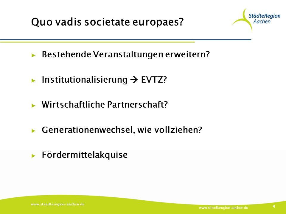 Möglichkeiten und Grenzen der Städtepartnerschaftsarbeit ▶ Moderne und zeitgemäße Europaarbeit und Städtepartnerschaftsarbeit (z.B.