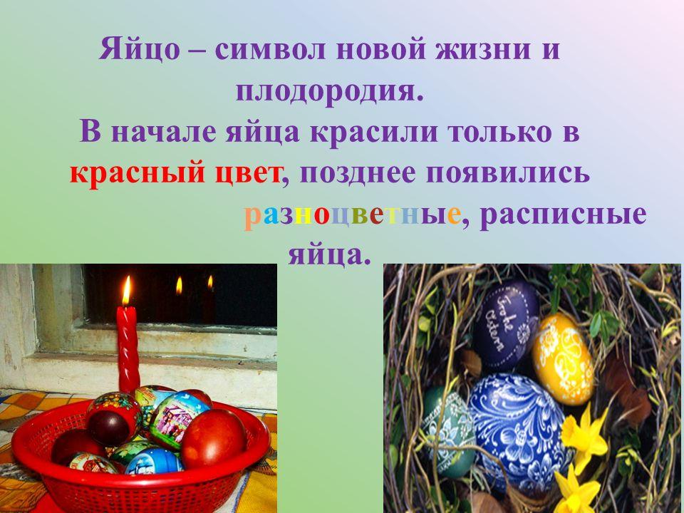Домашнее задание 1) Подумайте, отличается ли празднование Пасхи в Германии и России.