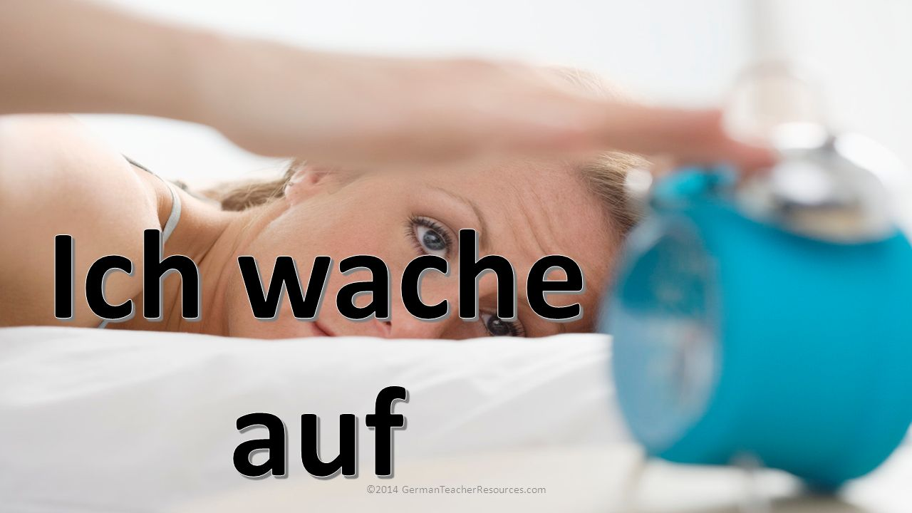 Time Phrases Normalerweise= normally dann= then danach= after that morgens= in the morning nachmittags= in the afternoon abends= in the evening Connectives und= and oder= or aber= but deshalb= therefore weil= because