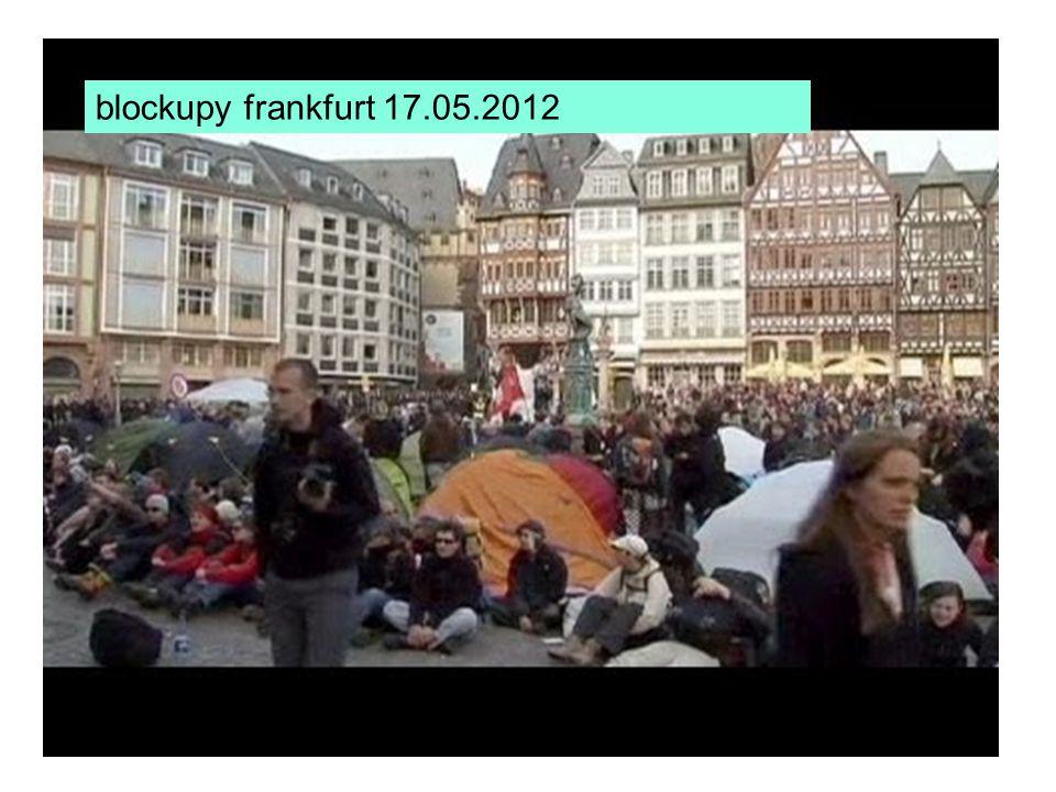 blockupy frankfurt 17.05.2012