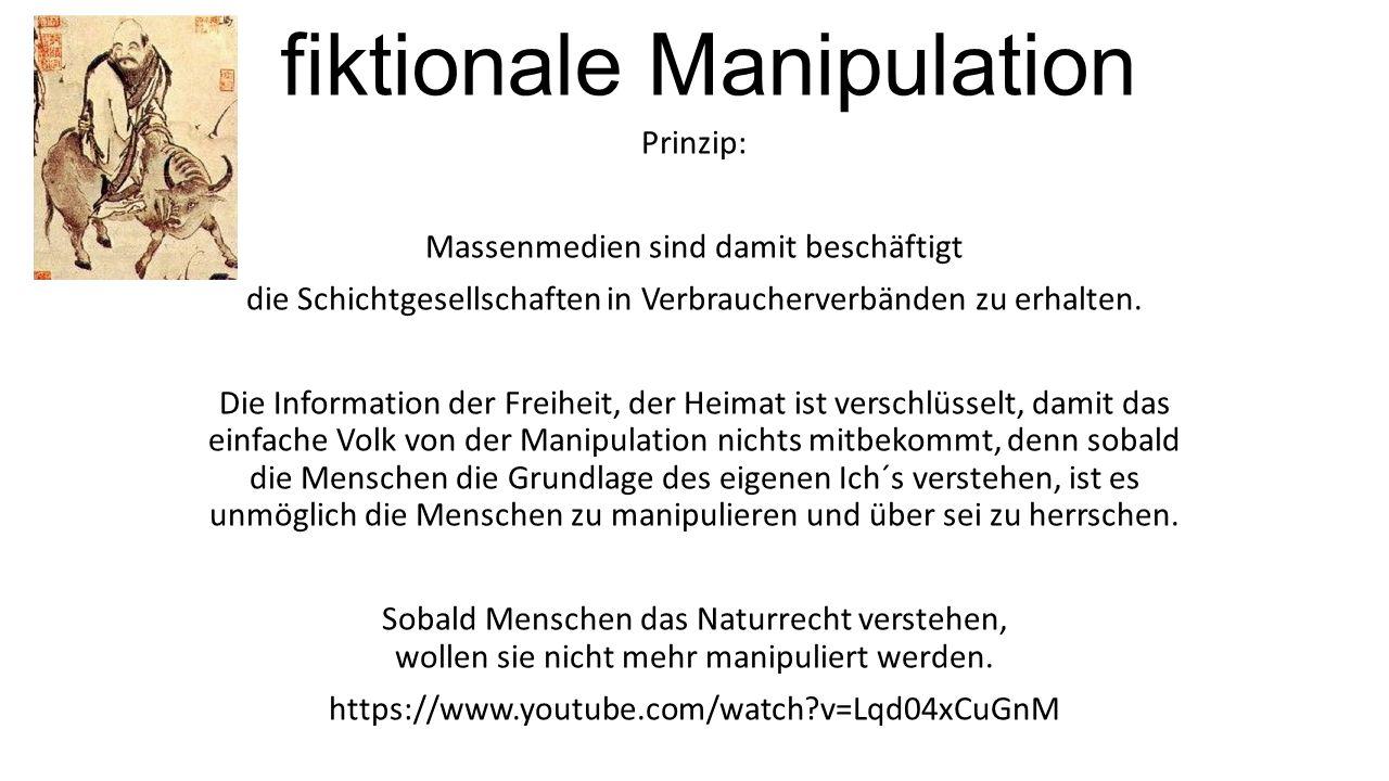 fiktionale Manipulation Prinzip: Massenmedien sind damit beschäftigt die Schichtgesellschaften in Verbraucherverbänden zu erhalten. Die Information de