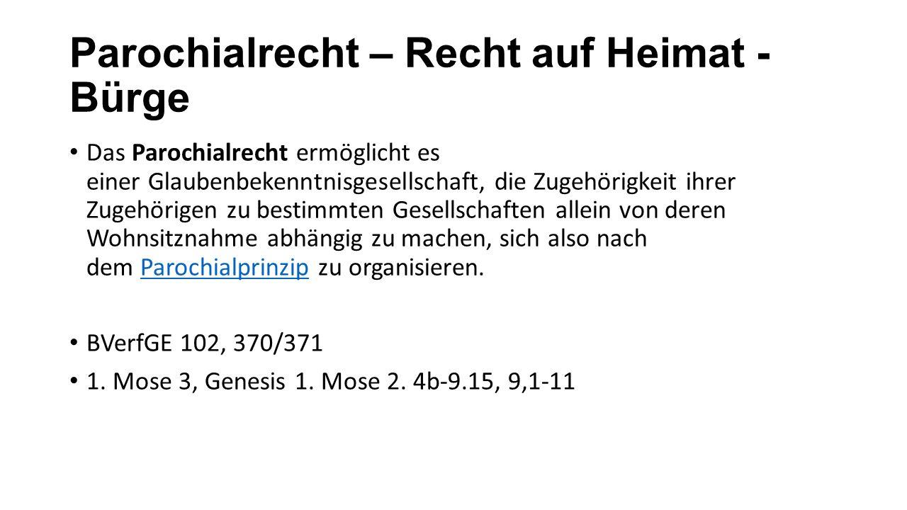 Grundrechtfähigkeit Die jP.