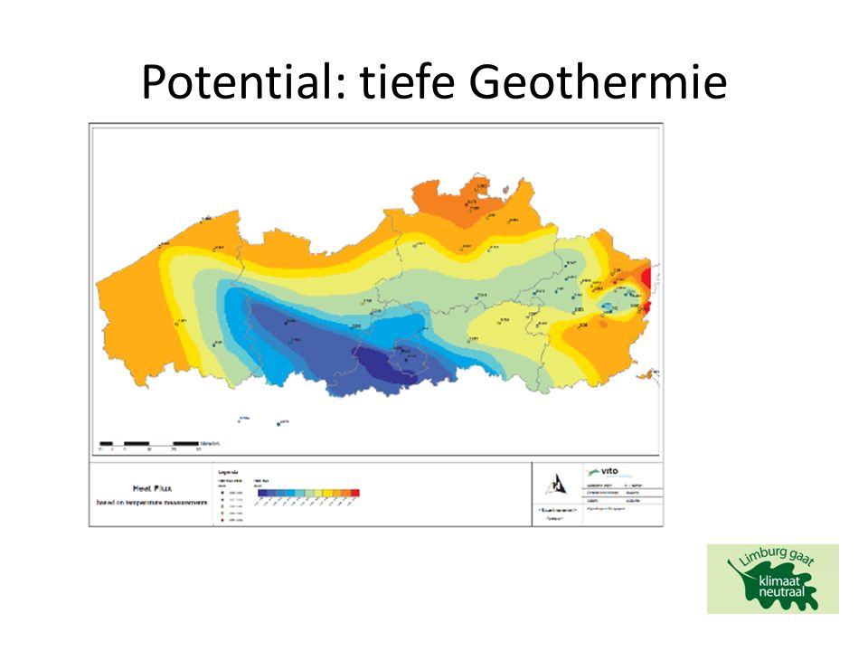 Potential: tiefe Geothermie