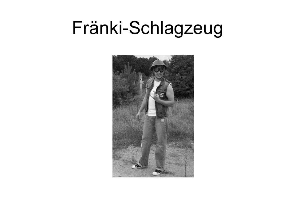 Fränki-Schlagzeug