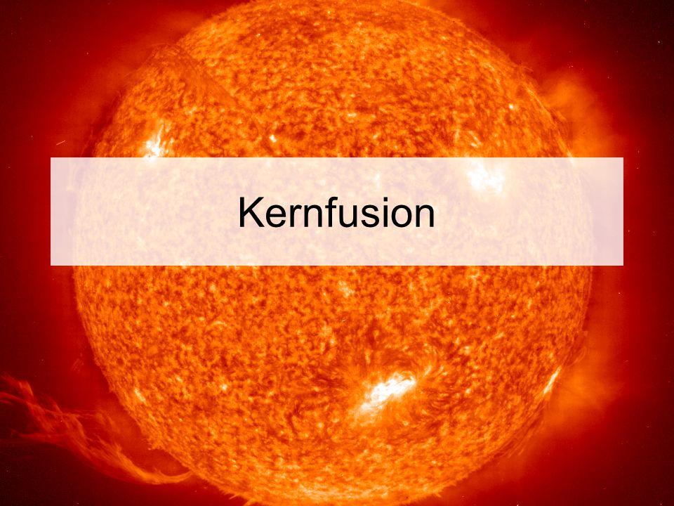 Stöße und Verunreinigungen Fusion geschieht durch Stöße Stöße ändern die Bahn der Teilchen –Guter Einschluss benötigt; großer Reaktor –Fremdatome gelangen ins Plasma: Verunreinigung, Abstrahlung Lösungen –Magnetischer Einschluss –Verständnis der Plasma-Wand-Wechselwirkung –Materialforschung