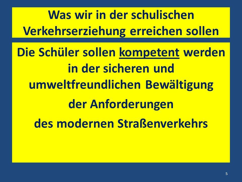 Getötete Verkehrsopfer in Deutschland JahrGebiet (Anzahl der Kraft- fahrzeuge) Getötete Verkehrsopfer 1835Nur Königreich Preussen ( 0 ) 43.000 1907Ganzes Deutsches Reich (27.026) 145 1937Ganzes Deutsches Reich (2,848.466) 7.636 1970West-und Ostdeutschland (20,816.802)) 21.332 26