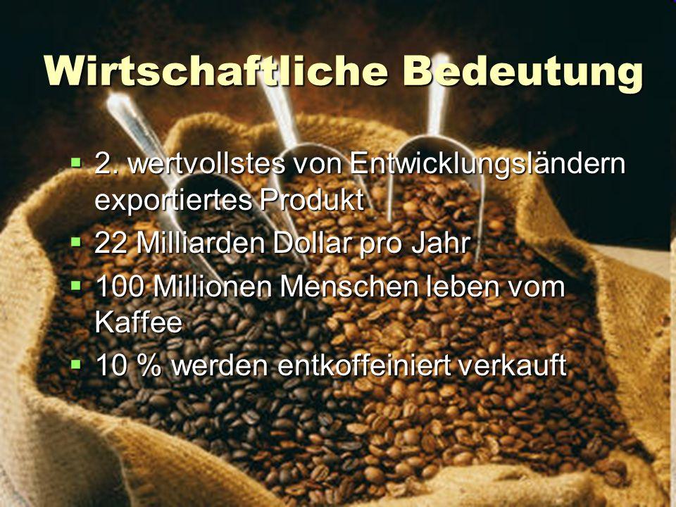 Arten von Kaffee Türkischer Mokka Cappuccino Espresso Latte Macchiato