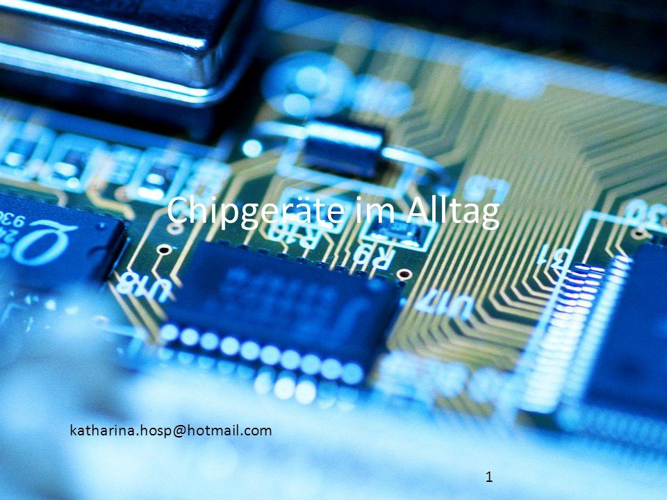 katharina.hosp@hotmail.com Fernseher Mikrochips verbessern die Bildqualität Chip steuert zahlreiche Funktionen im TV-Gerät Chip ermöglicht unter anderem die Aufnahme von bis zu acht TV-Programmen gleichzeitig Alle Sendungen lassen sich im hochauflösenden HD-Format aufzeichnen TV-Zuschauer können sogar auf bereits ausgestrahlte Programme der vergangenen 26 Stunden zugreifen 2