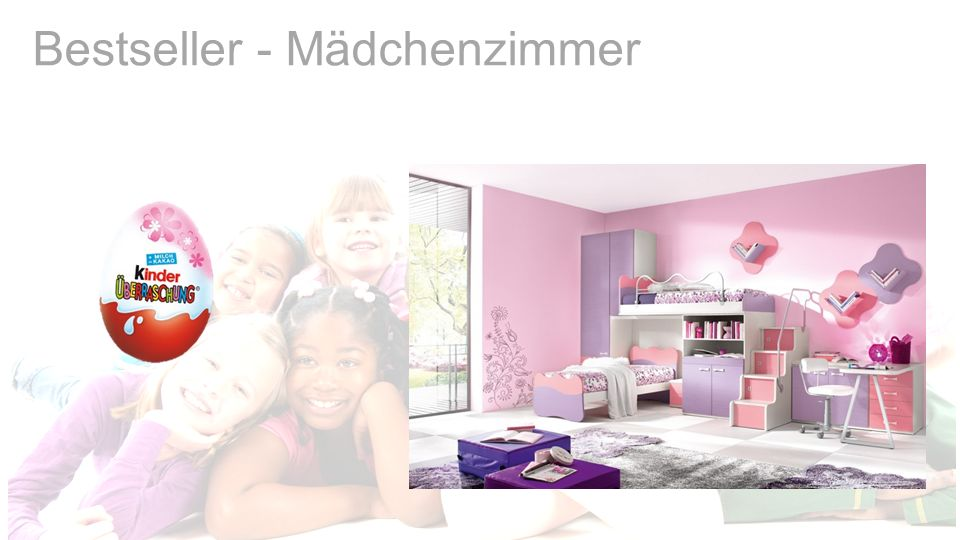 Bestseller - Mädchenzimmer