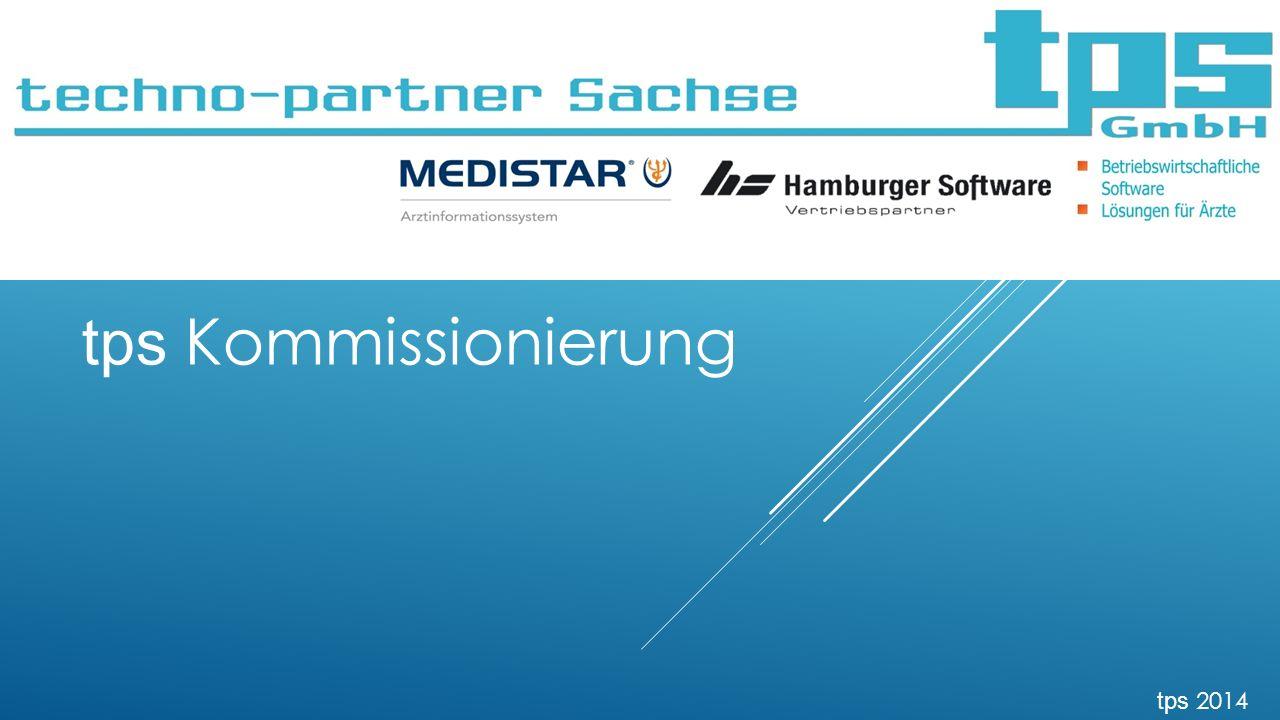 tps Kommissionierung Lösung zum Kommissionieren und Erfassen von Aufträgen tps 2014