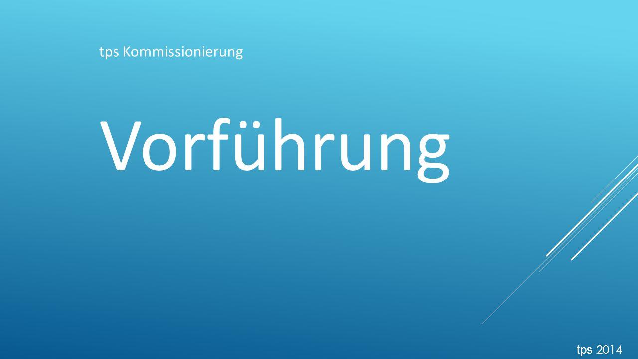tps Kommissionierung Vorführung tps 2014