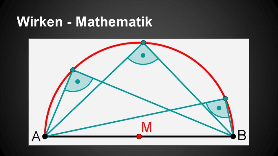 Wirken - Mathematik