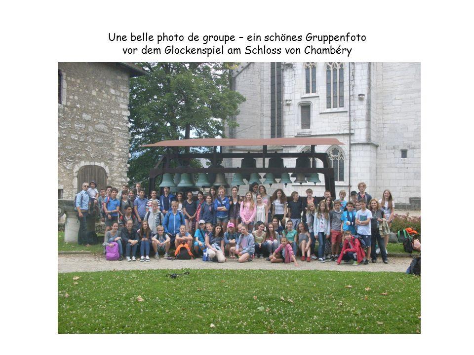 """Ausflug zum """"Marché du Quai St. Antoine und """"Place Bellecour in Lyon"""