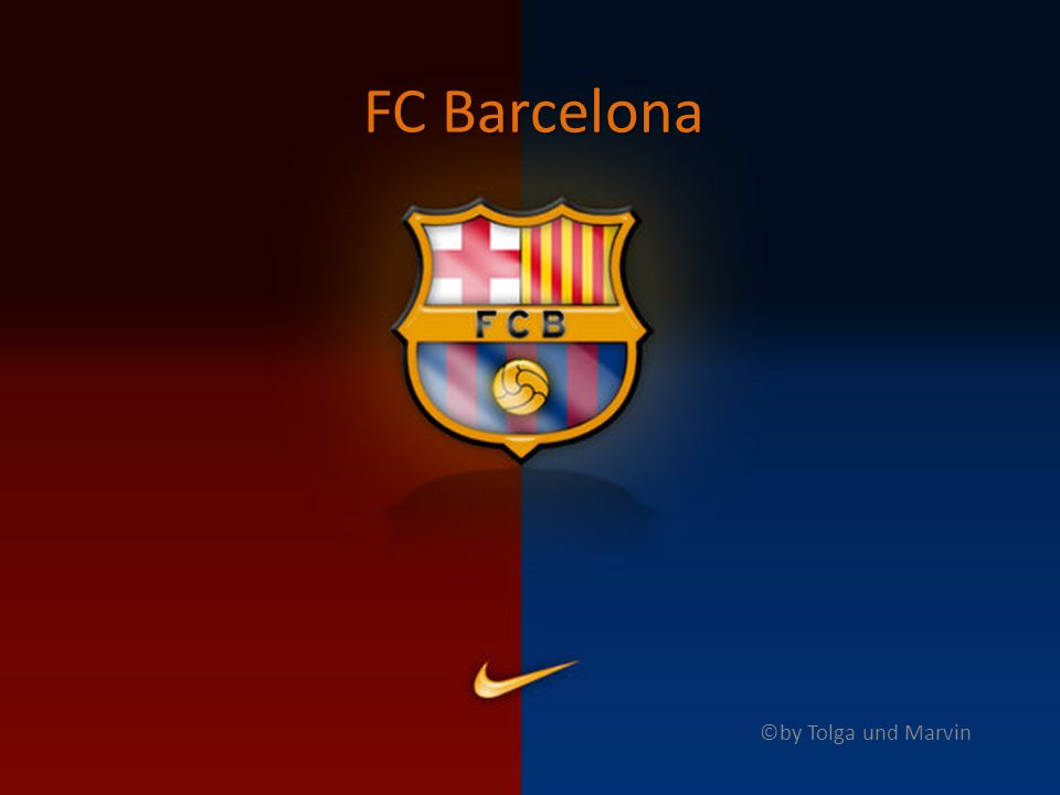 FC Barcelona ©by Tolga und Marvin