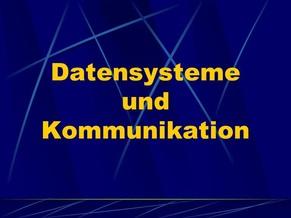 Datensysteme und Kommunikation