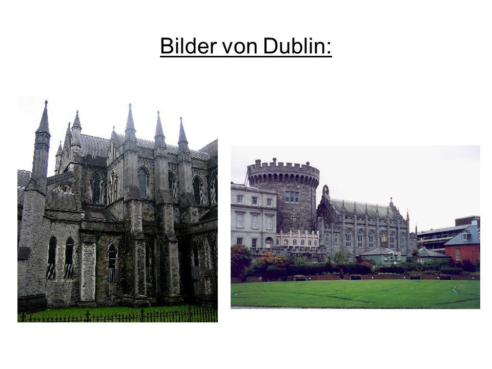 Bilder von Dublin: