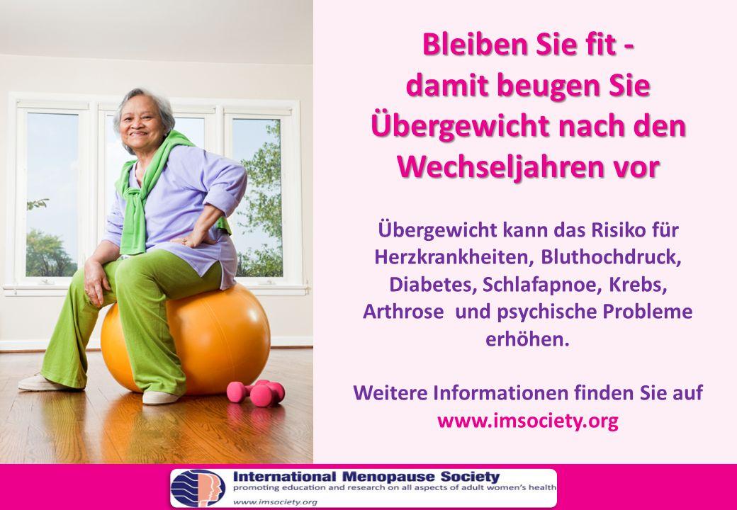 Übergewicht kann das Risiko für Herzkrankheiten, Bluthochdruck, Diabetes, Schlafapnoe, Krebs, Arthrose und psychische Probleme erhöhen.